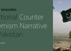 Urgently Required: A National Counter Extremism Narrative For Pakistan