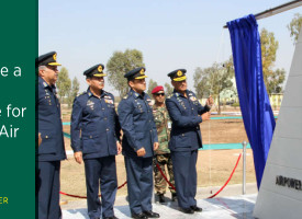 Airpower Centre of Excellence a Historic Milestone for Pakistan Air Force
