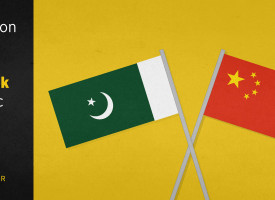 Information Warfare against China-Pak Economic Corridor