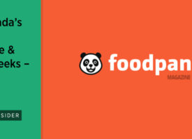 Foodpanda's Blog: PK Magazine and Panda peeks – Hoagies
