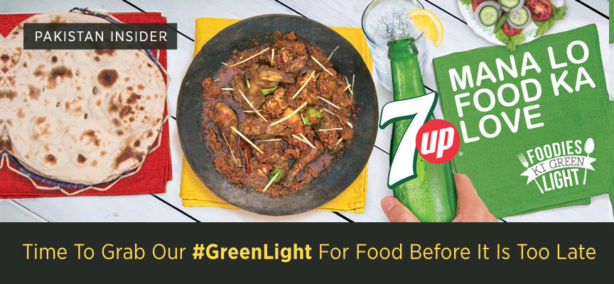 Time to grab our #GreenLight for food before it is too late
