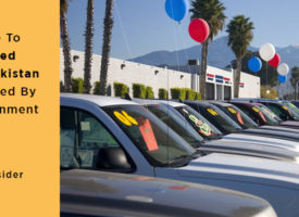 Procedure to import used cars in Pakistan is tightened by the Government
