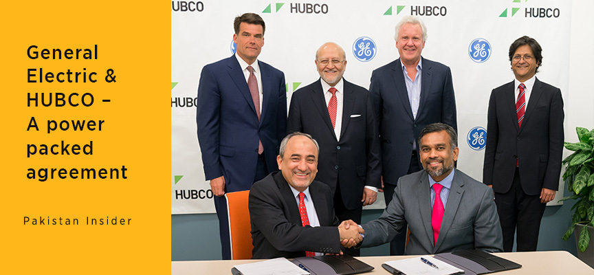 General Electric and HUBCO – A power packed agreement