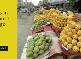 Hurdles in the exports of Mango