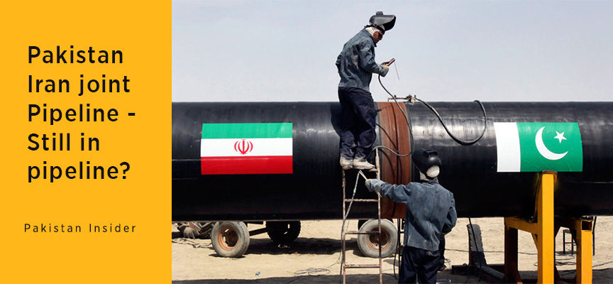 Pakistan Iran joint Pipeline – Still in pipeline?