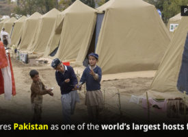 Oxfam International declares Pakistan as one of the world's largest hosts for refugees
