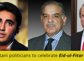 Top Pakistani politicians to celebrate Eid-ul-Fitar in London