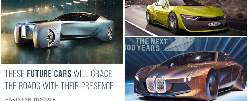 These future cars will grace the roads with their presence