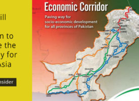 CPEC will enable Pakistan to become the Gateway for South Asia