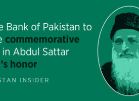 State Bank of Pakistan to issue commemorative coin in Abdul Sattar Edhi's honor