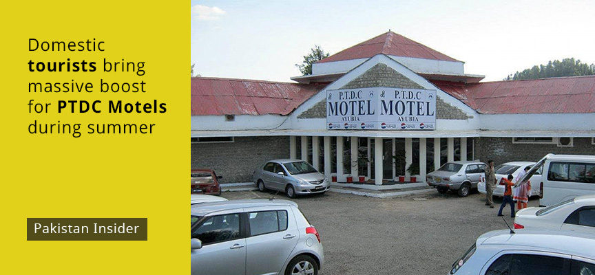 Domestic tourists bring massive boost for PTDC Motels during summer