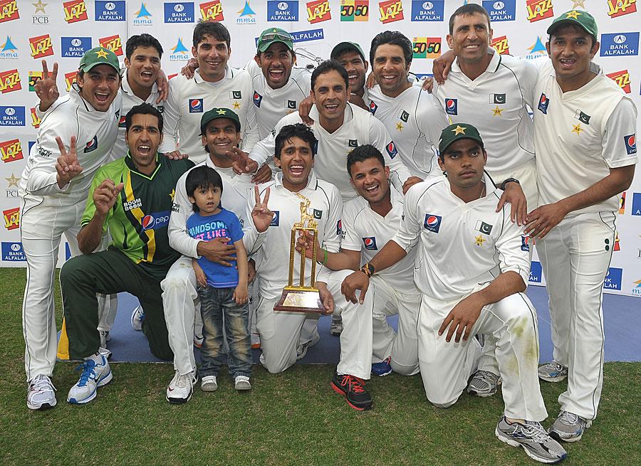 Misbah trophy 5