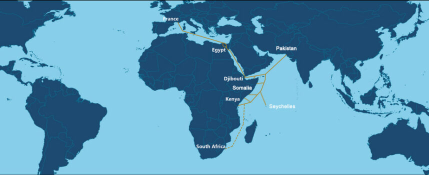 5 Less-Known Facts about Pakistan and East Africa Connecting Europe (PEACE) Cable