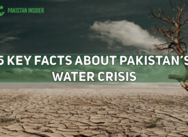 5 Key Facts about Pakistan's Water Crisis